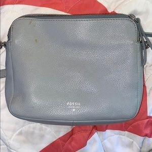 Fossil wallet and purse